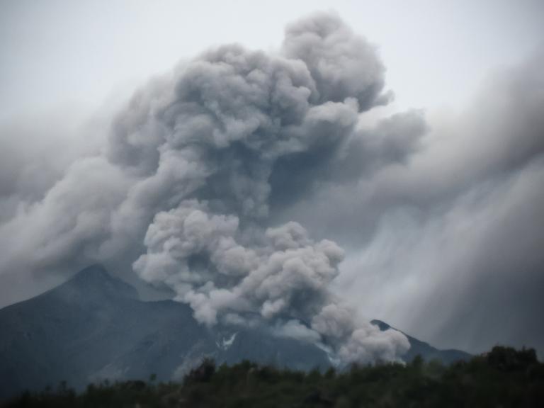 噴火の可能性がある山は?桜島